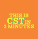 CAFOD CST in 3 Minutes animation