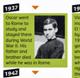 CAFOD Romero timeline