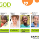 CAFOD CST video wall