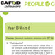 CAFOD People of God Year 8 Unit 6 framework and theological notes as a pdf